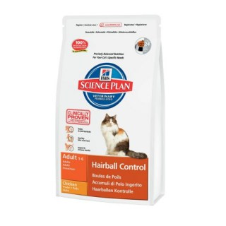 Hills Hairball Control д/к, вывод шерсти, 300г